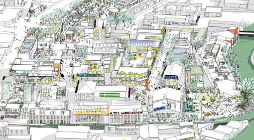 Temporary Urbanism: A Tool Towards Adaptable Futures