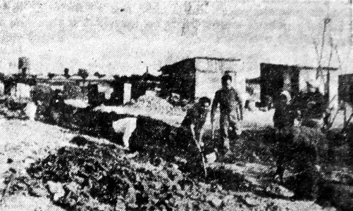 079 1965 Feb Rotonda Varela trenching