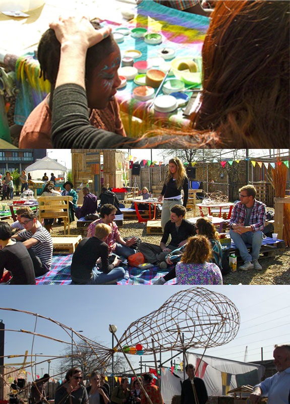 April Fools Caravanserai Weekend