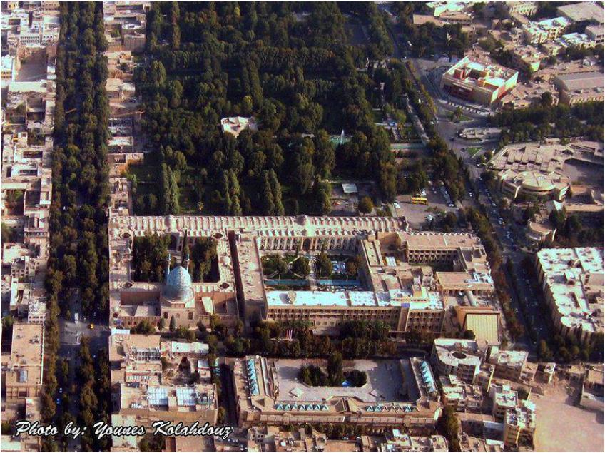 Abassi Aerial view