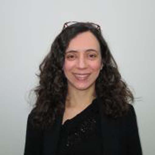 Dr Krystallia Kamvasinou