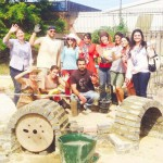Dome Making Workshop at Caravanserai